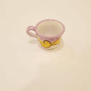 Tazzina da caffè con piattino 002