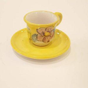 Tazzina da caffè con piattino 001