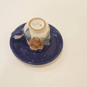 Tazzina da caffè con piattino 003