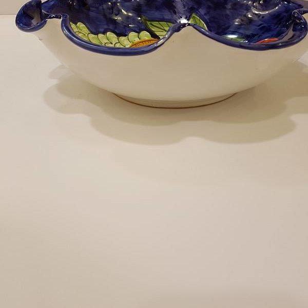 Centrotavola frutta mista 001 - Le Fantasie di Vietri