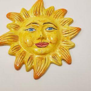Sole cm 32 giallo