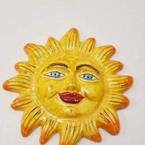Sole cm 20 giallo