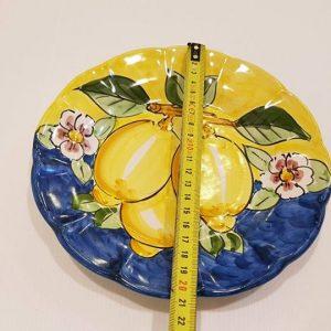 Piatto frutta limoni 002