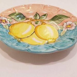 Piatto fondo limoni 003