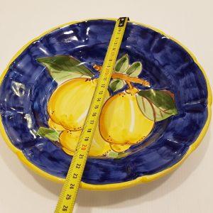 Piatto fondo limoni 006