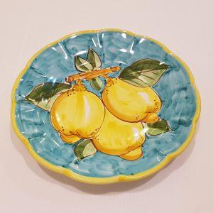 Piatto frutta limoni 005