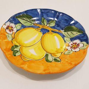Piatto frutta limoni 004